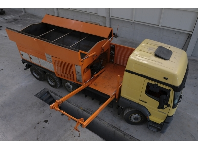 ASPHALT MAINTENANCE  VEHICLE