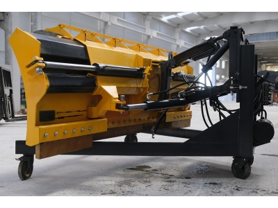 SNOW PLOW BLADE FOR AIRPORT & FRONT OF TROLLEY