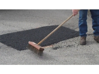 Patch Robot For Asphalt