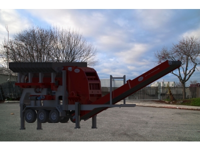 K-1200 MOBILE PRIMARY  CRUSHING UNIT