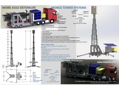 MOBİLE TOWER SYSTEMS